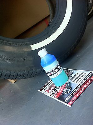 The Best Whitewall tyre cleaner/discolouration Remedy