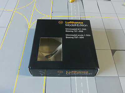 Herpa Wings 515900 Lufthansa 737-300  Modell Edition  Version