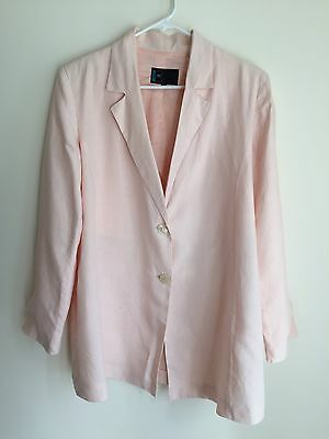 42 / 14 - Formes - Daniel Boudon - Pink Formal Maternity Jacket