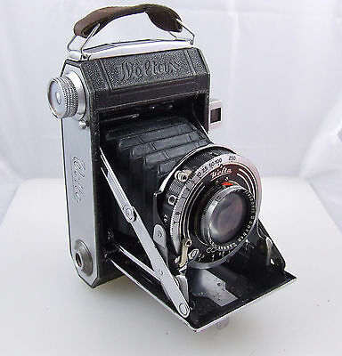 WELTA WELTAX 6X6 120 Film Folding Camera f/ 2.9 7.5 cm Lens 1939