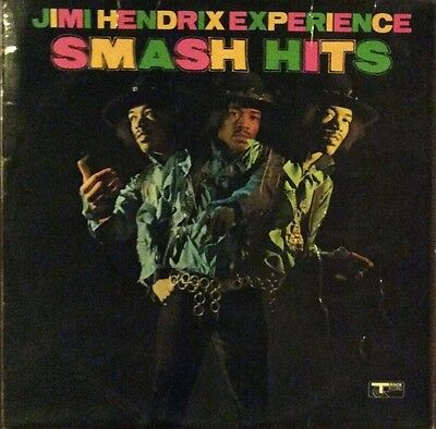 Jimi Hendrix Experience Smash Hits First Press & Demonstration Copy Very Rare
