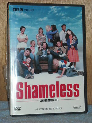 Shameless: The Complete Season One (DVD, 2007, 2-Disc Set) TV Series