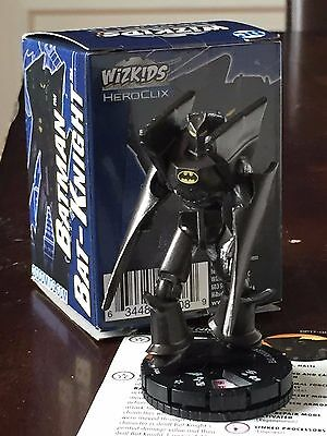 Bat-Knight Dp17-006 Convention Exclusive Heroclix In Box World Wide Shipping