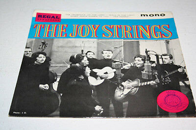 THE JOY STRINGS Self Titled Ex Regal Zonophone 1964 UK P/S EP