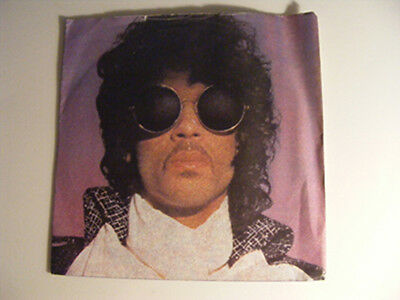"""PRINCE & THE REVOLUTION When Doves Cry 1984 UK P/S 7"""""""