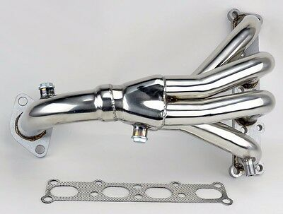 2.5L DOHC Exhaust Manifold Performance Header FITS Nissan Altima 02-06 Base S SL