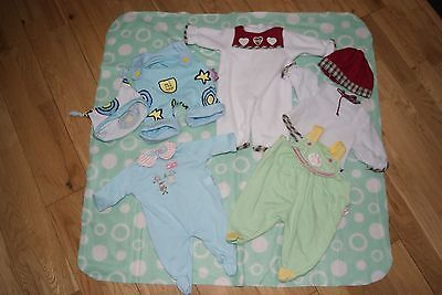 Cute Zapf Baby Annabell Boy Brother Dolls Clothes