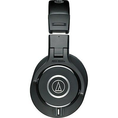 Audio-Technica ATH-M40x Monitor Headphones 90-Degree Swiveling Earcups Black