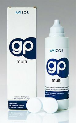 Avizor GP Multi Contact Lens Disinfecting Solution 1 month Supply 240ml
