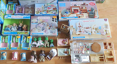 Collectable Sylvanian Families (Calico Critters) - You Choose & *Combined P+P*