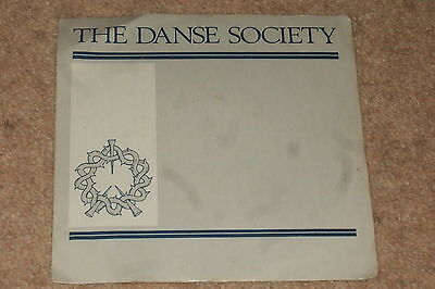 "The Danse Society ‎– Somewhere 7""         1983   INDIE / ALT"