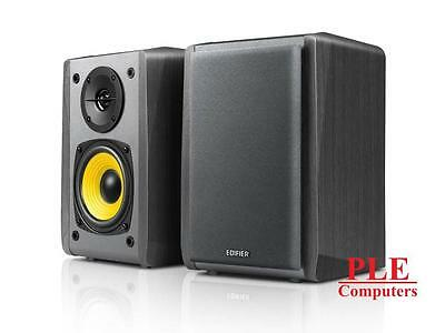 Edifier R1010BT 2.0 Bookshelf Speakers With Bluetooth (Black)[EF-R1010BT-BK]