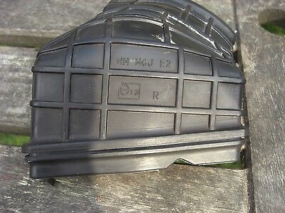 02-03 Honda Cbr954Rr3 Air Intake Duct Rubber Boots
