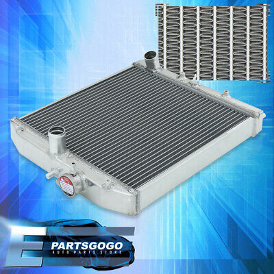 For Honda Civic Crx/Del Sol Mt/Manual Transmission 2 Row/Core Aluminum Radiator