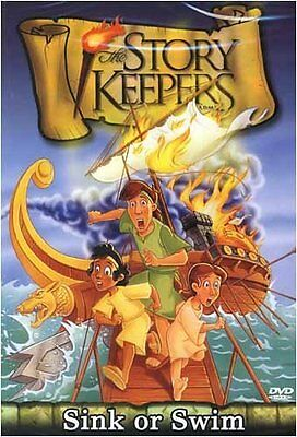 USED (GD) The Story Keepers - Sink or Swim (DVD)