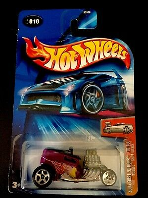 HOT WHEELS 2004 First Editions 10/100 Tooned Shift Kicker  1959.