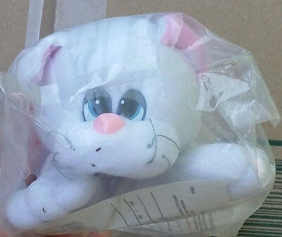 Pound Puppies White Cat (Factory sealed)