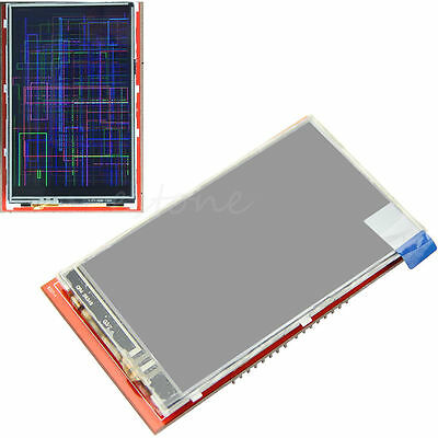 TFT 3.5 inch LCD Display Touch Screen UNO R3 Board Plug and Play Module Arduino
