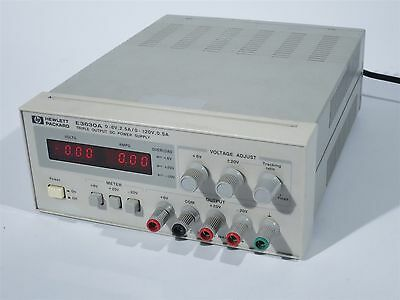 HP E3630A Triple Output DC Power Supply - Fully Tested, Guaranteed