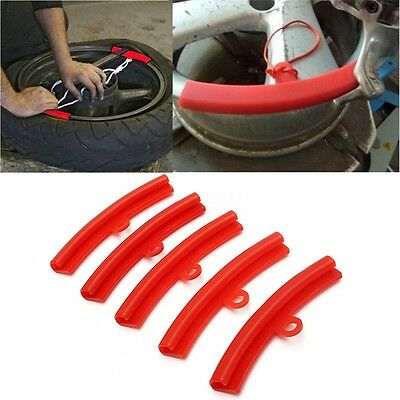 5X Car Tire Changer Guard Rim Protector Tyre Wheel Changing Edge Protection Tool