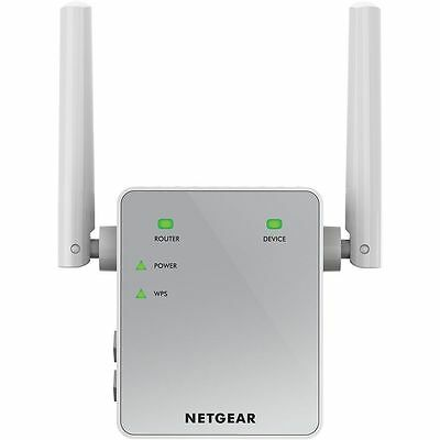 Netgear EX3700 AC750 750Mbps Dual Band Wireless Range Extender WiFi Booster