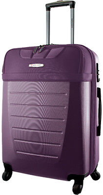 NEW Pierre Cardin Work Computer Laptop  Mobile Office Travel Luggage Trolley Bag
