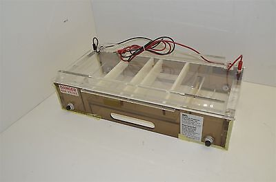 BRL Bethesda Research horizontal gel electrophoresis system 1020 model H1