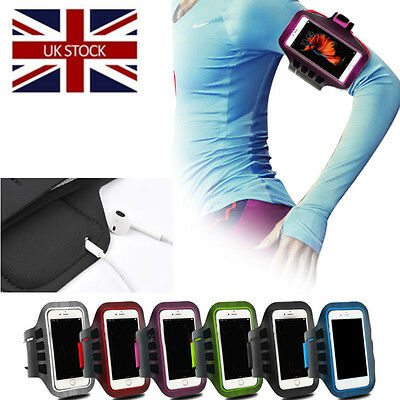 Jogging Running GYM Sport Armband Holder Arm Strap Pouch Case for iphone 6S 6