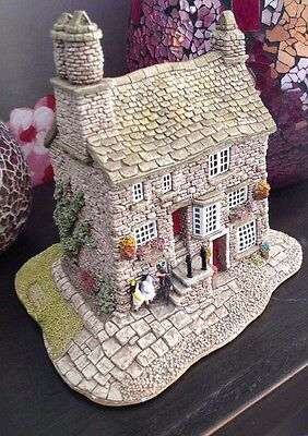 Lilliput Lane The Chocolate House