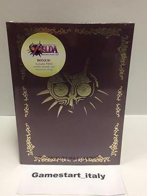 Guida The Legend Of Zelda Majora's Mask 3D - Collector's Edition - New -