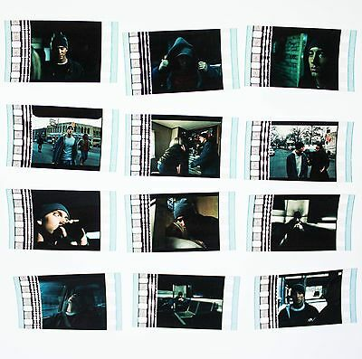Eminem 8 Mile  - 12  pack - 35mm Film Cell Lot FREE POSTAGE