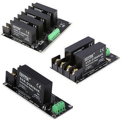 380V 8A Solid State Relay Board SSR Switch Controller For Arduino N3L3