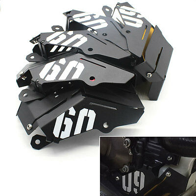 Radiator Water Coolant Resevoir Tank Guard Cover For MT-09 FZ-09 MT09 6 Colors