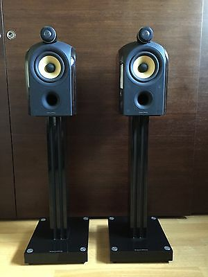 B&W PM1 with stands - loudspeakers - diffusori - casse