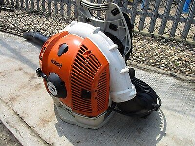 Back Pack Stihl Leaf Blower Br600