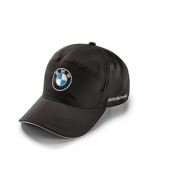 BMW Motorrad Baseball Cap Classic Black Official BMW Collection