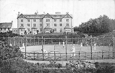 POSTCARD   SCOTLAND   NAIRN  Golfview  Hotel