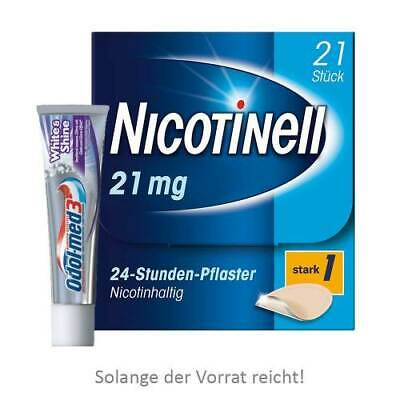 NICOTINELL 52,5 mg 24 Stunde 21St PZN 00110088