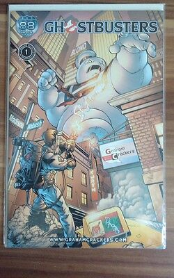 Ghostbusters Comic Legion #1 1000 of 1000 !!