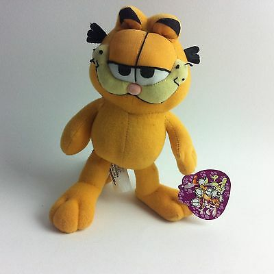 GARFIELD Soft Toy Vintage Plush - PAWS - NWT