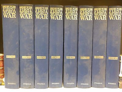 'History of the First World War' Magazine - 120 Magazines Collection! (ID:47709)