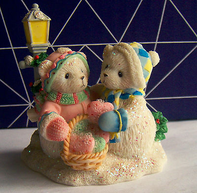 Cherished Teddies Your Friendship Is The Sweetest Treat (Rare)