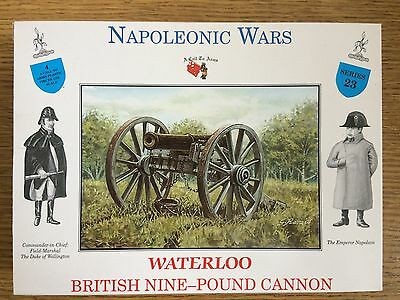 A Call To Arms 1/32  Waterloo British Nine-Pound Cannon Series 23