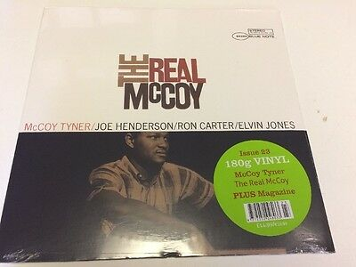 DeAGOSTINI - JAZZ AT 33 1/3 - VINYL ALBUM - McCOY TYNER - THE REAL McCOY