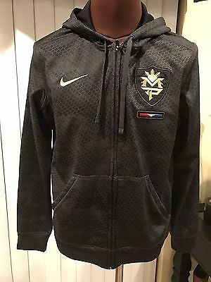 Nike Manny Team Pacquiao Ultra Therma Fit Men's Hoodie Medium M Rare