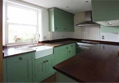 Complete used kitchen with appliances