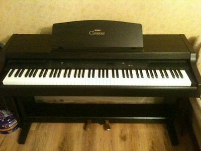 Yamaha Clavinova CLP-820 Digital Piano 88 keys, 2 pedals, Rosewood, DELIVERY