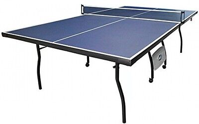 9ft professional blue table tennis table with waterproof for Table tennis 99