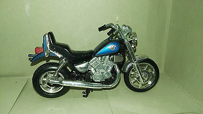 collectable dicast bike