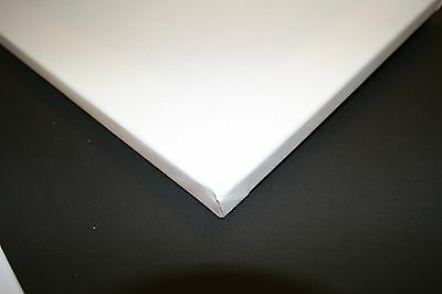 12 x 12 inch Blank Canvas 18mm (Three)